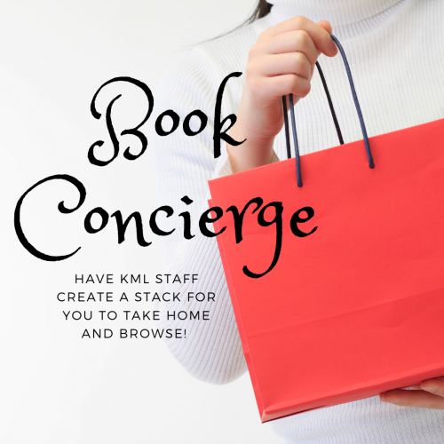 "Book Bundles for Adults Let us be your ""personal shopper!"" Although our stacks are closed for traditional browsing at this time, we want to help you discover new titles, fun authors and amazing genres! What's a Concierge Book Bundle? Book Bundles are 5 books chosen […]"